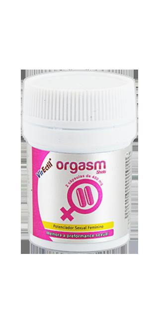 Orgasm Shots Afrodisiaco Feminino