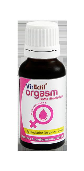 Orgasm Gotas Afrodisiaco Feminino